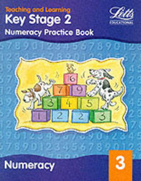Key Stage 2: Numeracy Textbook - Year 3 by Peter Patilla image