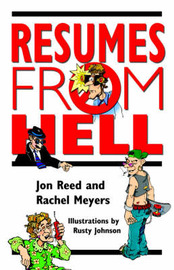 Resumes from Hell by Jon Reed image
