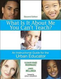 What is it About Me You Can't Teach? image