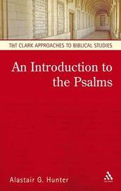 An Introduction to the Psalms by Alastair G Hunter image