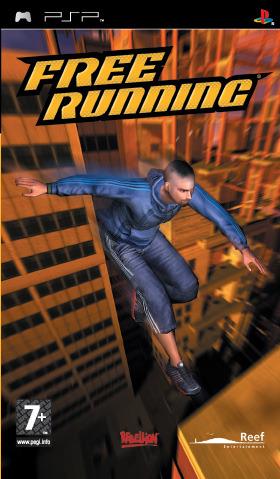 Free Running for PSP