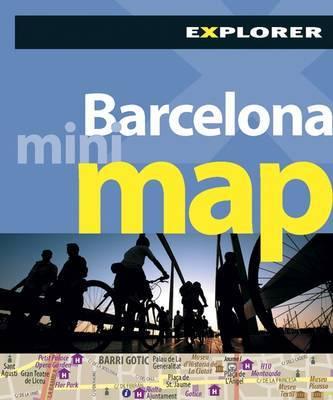 Barcelona Mini Map Explorer image