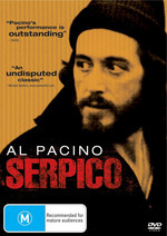 Serpico on DVD