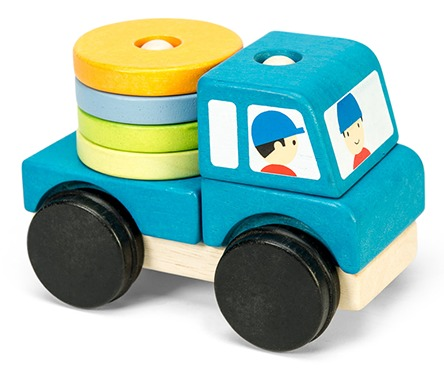 Le Toy Van: Truck Stacker