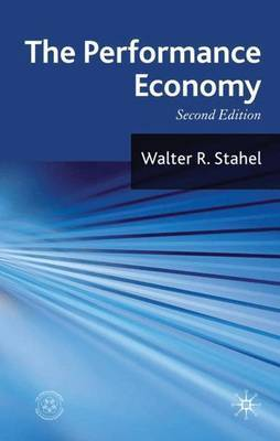 The Performance Economy by W. Stahel image