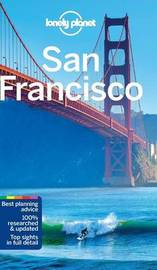 Lonely Planet San Francisco (Travel Guide) 10th Edition
