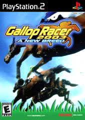 Gallop Racer 2003 for PlayStation 2