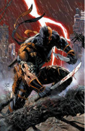 Deathstroke The Terminator Vol. 1 by Tony Daniel