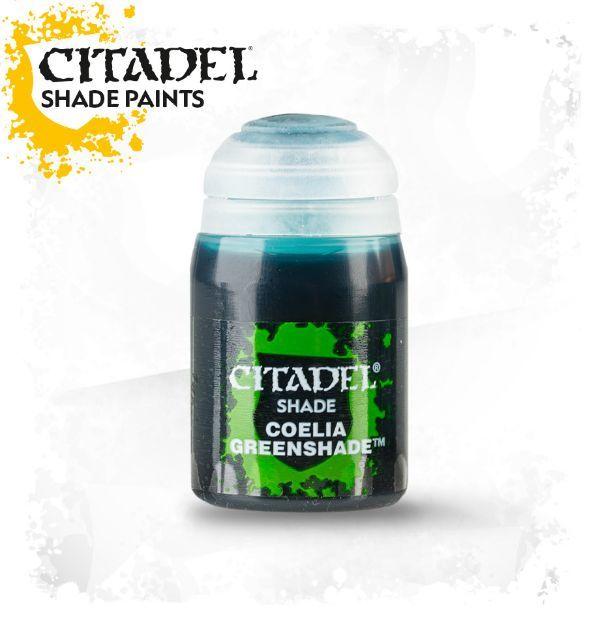 Citadel Shade: Coelia Greenshade 24ml