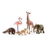 Schleich: Assorted Wild Life Animals