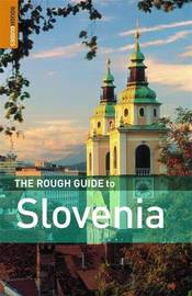 The Rough Guide to Slovenia by Darren (Norm) Longley image
