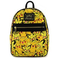 Loungefly: Pokemon Pikachu & Pichu - Mini Backpack