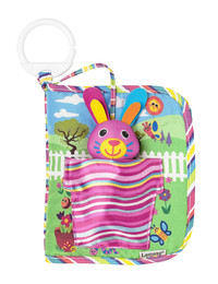 Lamaze: Bella the Bunny Hide and Seek Book