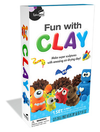 Spice Box: Fun with Clay - Craft Kit