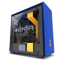 NZXT H700i Premium Mid Tower Case - NINJA Special Edition