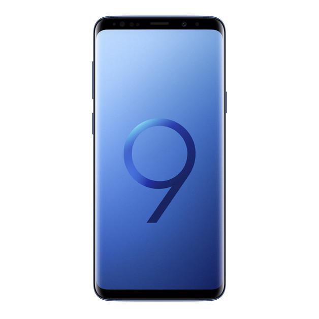 Samsung Galaxy S9+ SM-G965F Smartphone 64GB Coral