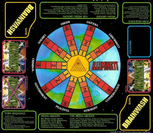 Illuminati: Brainwash Expansion image