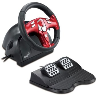 GENIUS TRIO RACER WHEEL 3 IN 1 F/F image