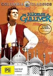 Three Worlds Of Gulliver on DVD