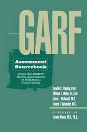GARF Assessment Sourcebook by Lynelle C. Yingling