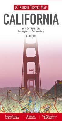 California Insight Travel Map
