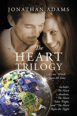 The Heart Trilogy by Jonathan Adams image