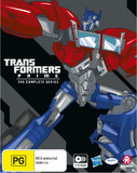 Transformers: Prime The Complete Series Boxset on Blu-ray