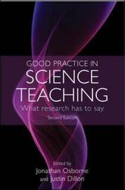 Good Practice in Science Teaching: What Research Has to Say by Jonathan Osborne image