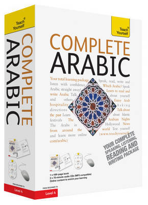 Teach Yourself Complete Arabic by Frances Altorfer image