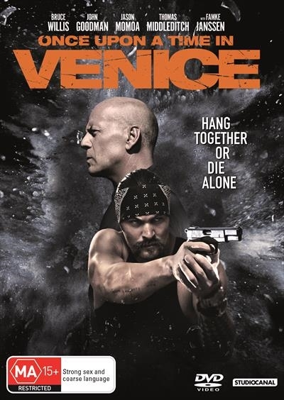Once Upon A Time In Venice on DVD