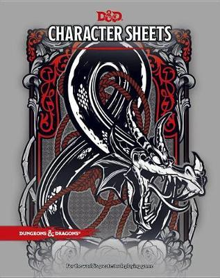 Dungeon's and Dragons Character Sheets by Wizards RPG Team