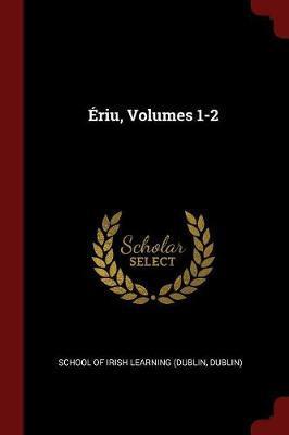 Eriu, Volumes 1-2 image