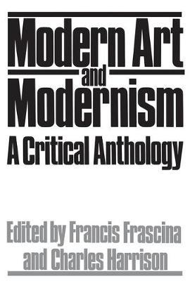 Modern Art And Modernism image