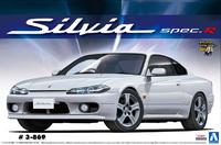 Aoshima: 1/24 Nissan S15 Silvia Spec.R - Model Kit