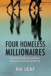 Four Homeless Millionaires by Rik Leaf image