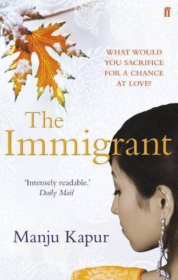 The Immigrant by Manju Kapur image