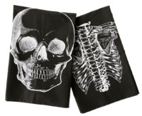 Sourpuss: Anatomical Dish Towel Set