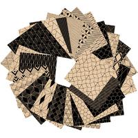 Clairefontaine: Origami 60 Sheets - 15x15cm/Krafty