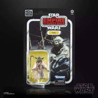 Star Wars: The Black Series Vintage Figure - Yoda image