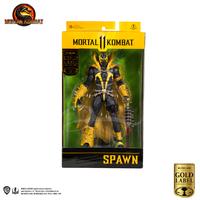 "Mortal Kombat: Spawn (Curse of Apocalypse) - 7"" Action Figure"