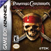 Pirates Of The Caribbean for Game Boy Advance