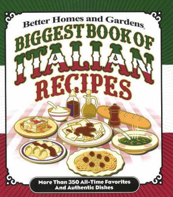 Biggest Book of Italian Recipes image
