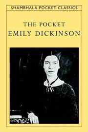 The Pocket Emily Dickinson by Emily Dickinson
