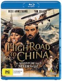 High Road to China on Blu-ray