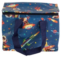 Retro Space - Lunch Bag