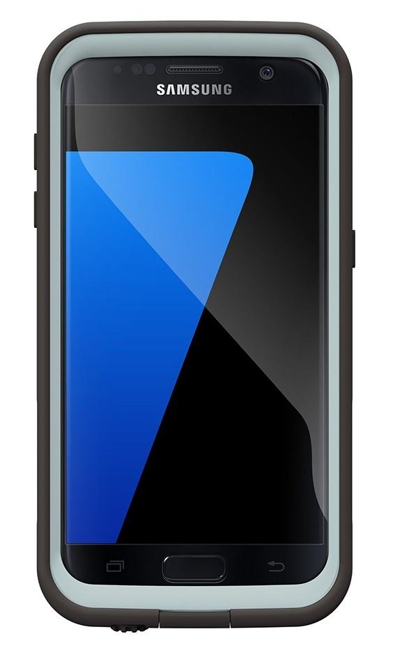 big sale 709fe 2242c LifeProof: Galaxy S7 FRĒ - Grind Grey