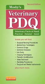 Mosby's Veterinary PDQ by Margi Sirois