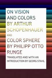 On Vision and Colors by Georg Stahl image