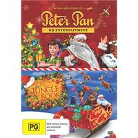 Jungle Book & Peter Pan Christmas Special on DVD