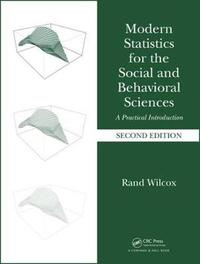 Modern Statistics for the Social and Behavioral Sciences by Rand Wilcox image